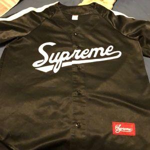 c61f059b1 Supreme Shirts - Supreme Satin Jersey